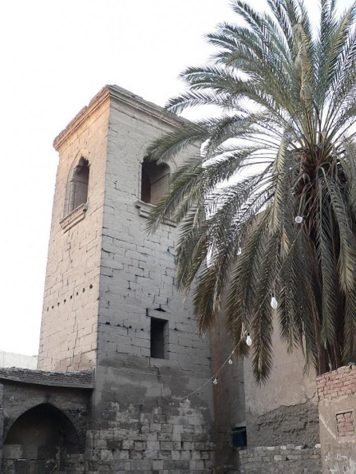 Сторожевая башня в стене Города мертвых. Личный архив автора