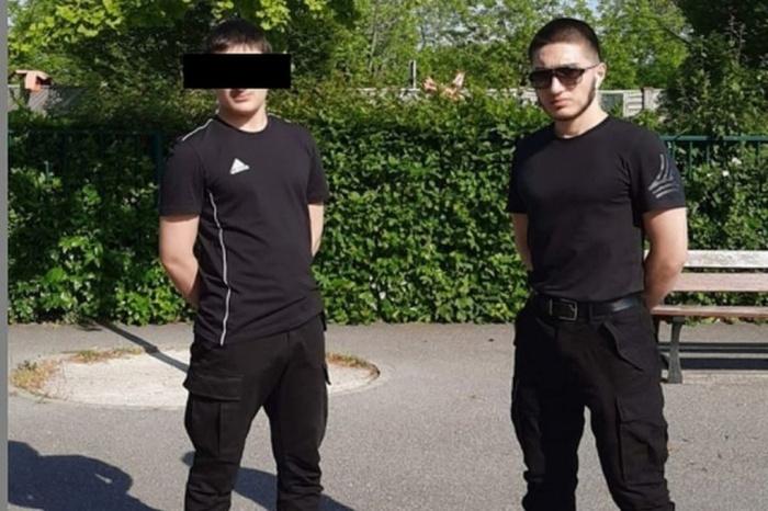 Абдулах Анзоров (справа) поддерживал связи с террористами.