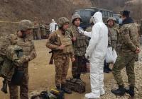 В ВОЗ заявили о всплеске заболеваемости коронавирусом в Карабахе
