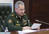 Шойгу: ситуация с коронавирусом в армии полностью под контролем
