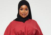 Плюс-сайз модель в хиджабе впервые появилась в рекламе модного бренда