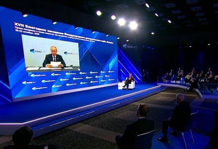 Путин: число погибших в Карабахе приближается к 5 тысячам