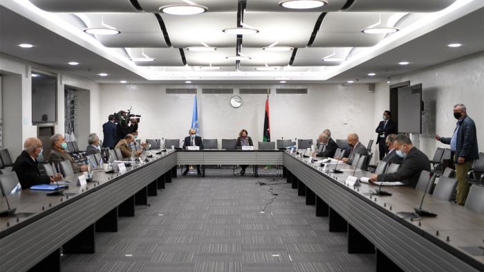 Переговоры прошли в женевской в штаб-квартире ООН.