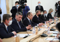 Лавров оценил обстановку в Киргизии