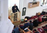 Муфтий Татарстана провел пятничный намаз в Соборной мечети Иваново