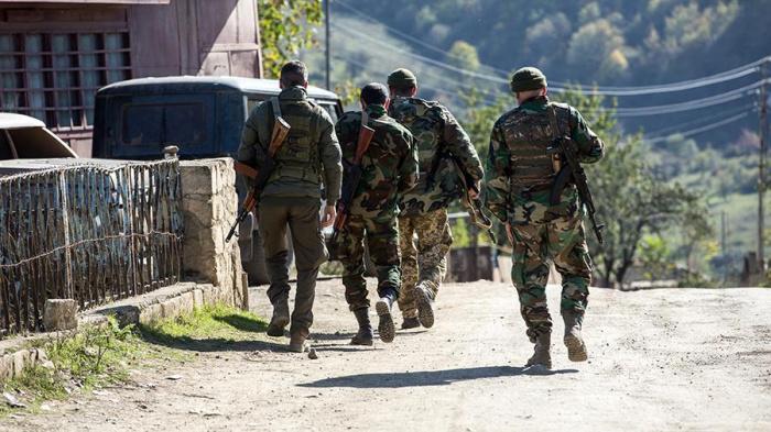В Нагорном Карабахе вступил в силу режим перемирия.