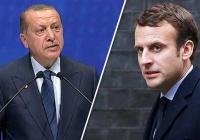 Эрдоган публично посоветовал Макрону «провериться у врачей»
