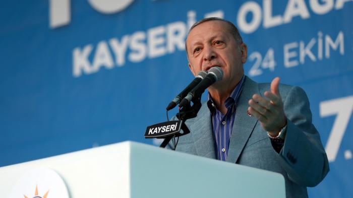 Президент Турции предсказал конец Европы.