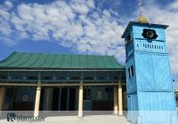 Мечеть, построенная китайскими мусульманами без единого гвоздя (ФОТО)