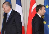 Франция отозвала посла из Турции после оскорблений Эрдогана