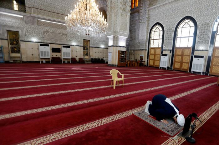 Мечети КБР могут снова закрыть из-за коронавируса.