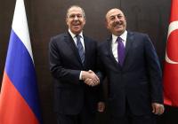 Лавров рассказал о сотрудничестве с Турцией по разрешению конфликтов