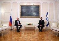 Лавров обсудил с главой МИД Израиля Сирию и Иран