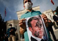 В Анкаре Макрона приравняли к фашистам