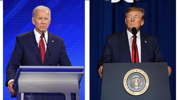 В США продолжается предвыборная гонка.