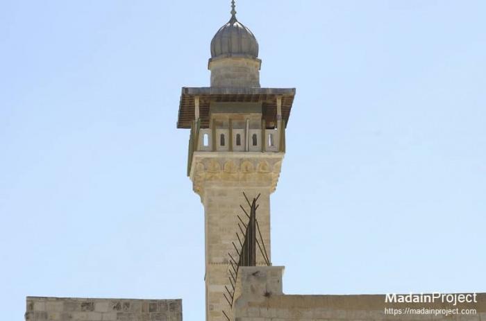 Минарет Баб аль-Силсила