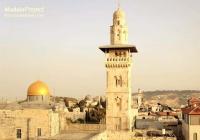 История 4 минаретов мечети Аль-Акса
