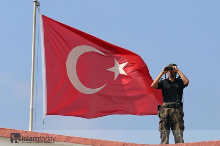 Турция vs арабский мир. (Источник фото: yandex.ru)