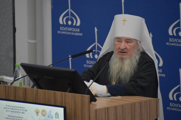Митрополит Казанский и Татарстанский Феофан
