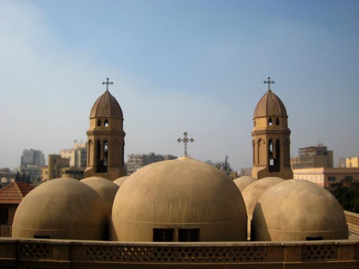 После закона 2016 года строительство церквей в Египте активизировалось.
