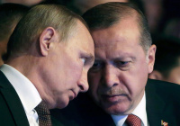 Путин и Эрдоган обсудили Нагорный Карабах