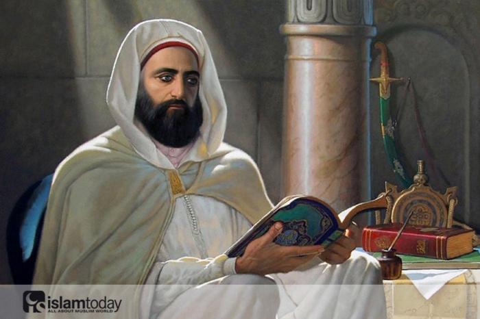 Абдул-Кадир ибн Мухийаддин Аль-Джазаири. (Источник фото: yandex.ru)