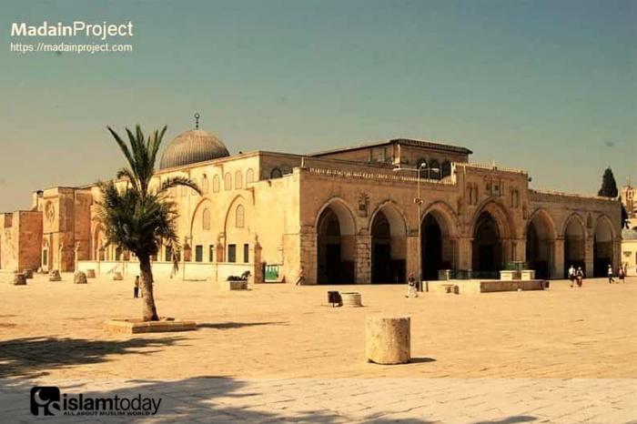 Мечети на Храмовой горе