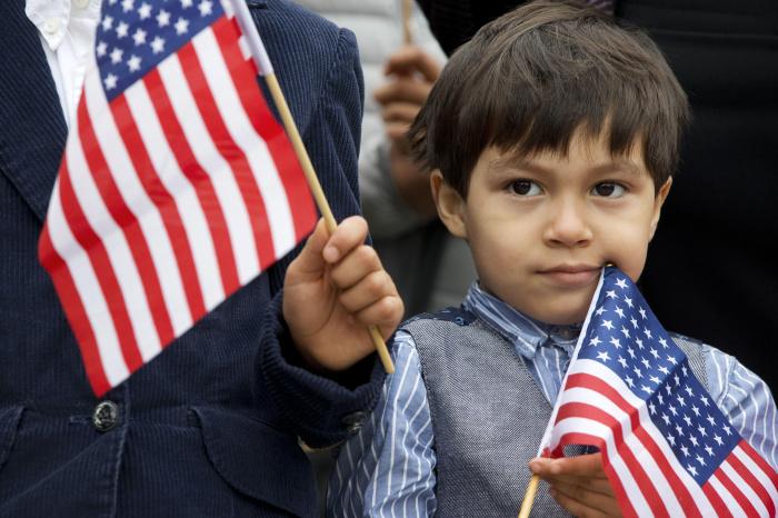 США примут рекордно низкое число беженцев.