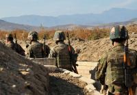 Армения обвинила Азербайджан в передаче террористам части фронта
