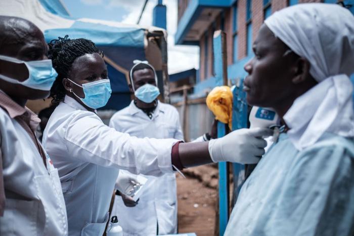 ВОЗ озвучила последние данные по коронавирусу в Африке.