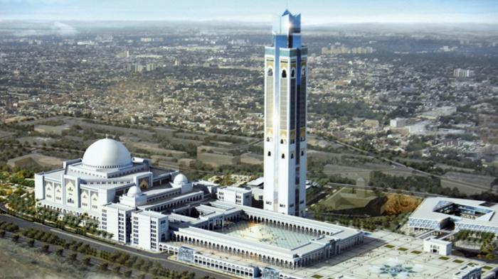 Открытие мусульманского храма приурочили ко дню рождения Пророка Мухаммада.
