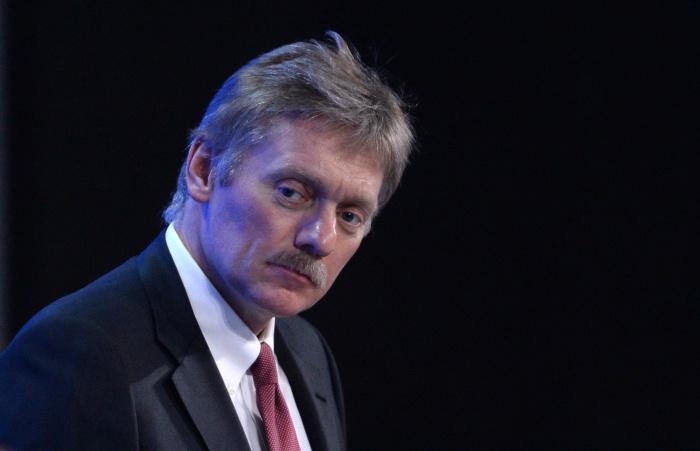 Песков заявил, что не знает деталей акции чеченских властей.