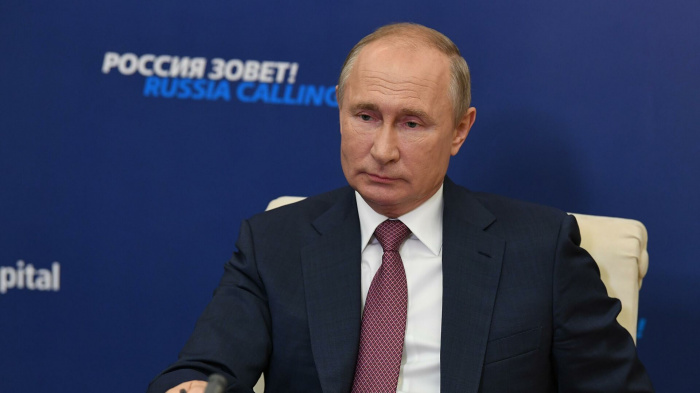 Президент РФ назвал хорошим уровень отношений с ОАЭ.
