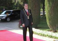 Рахмон в пятый раз вступил в должность президента Таджикистана