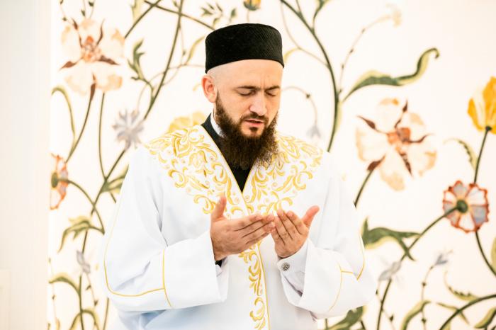 Пятничное наставление муфтия:
