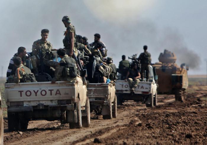 В боях в Карабахе, по данным российских спецслужб, участвуют тысячи бевиков.