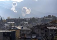 В Кремле ответили на вопрос о вводе российских миротворцев в Карабах