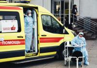 Кремль сообщил о дефиците врачей на фоне пандемии
