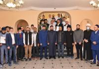 Муфтий РТ вручил иджазы шакирдам Центра подготовки хафизов Куръана