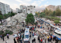 До 79 возросло число жертв землетрясения в Турции