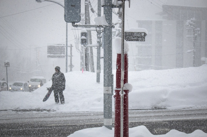 В минувшем году почти всю зиму погоду определяли воздушные массы, сформировавшиеся над Атлантикой