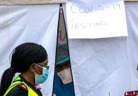 В Африке число жертв коронавируса перевалило за 43 тысячи