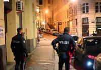 В Вене после теракта закрыты все еврейские учреждения