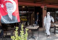 В Турции запретили курение, чтобы остановить коронавирус