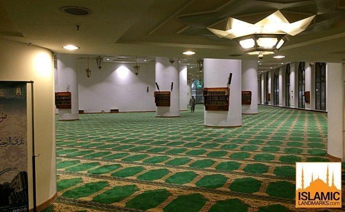 Место, на котором находился дом Абу Бакра (р.а.)