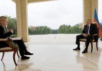 Алиев назвал условие привлечения турецкой военной помощи