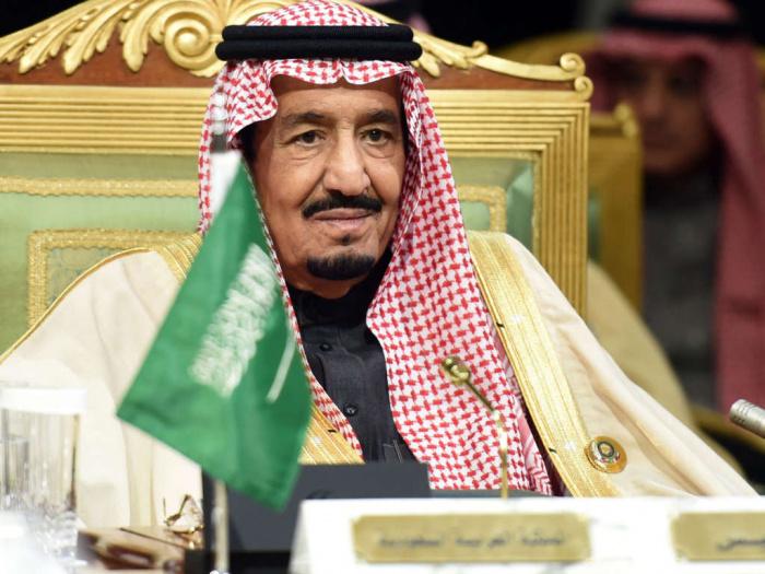 Саудовский монарх назвал тесными и дружественными отношения с США.