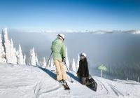Выбраны наиболее популярные горнолыжные курорты России