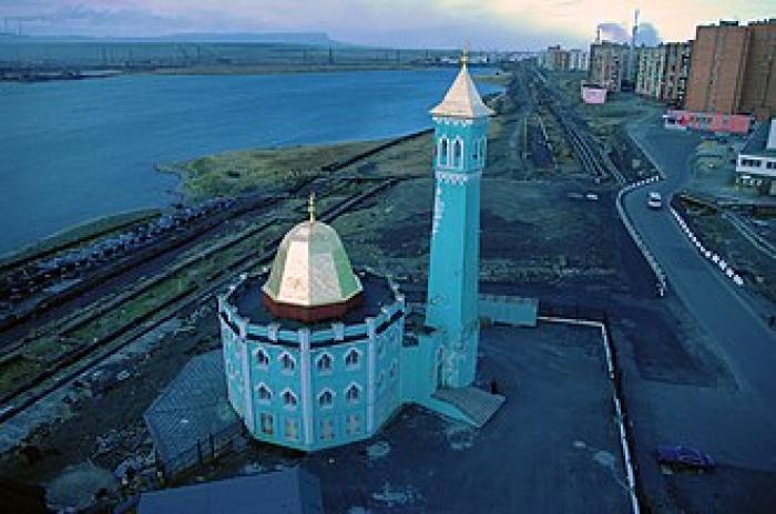 Мечеть в Норильске