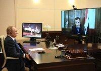 Путин: очаг международного терроризма в Сирии ликвидирован